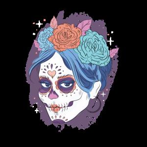 Día de los Muertos Tag der Toten Mexiko Feiertag
