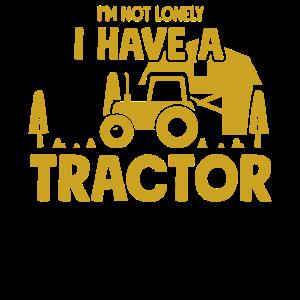 Bulldog Traktor Trecker Landwirtschaft Bauer