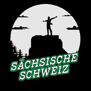 Sächsische Schweiz Wandern Sachsen Pofen Geschenk