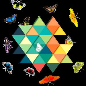 Schmetterling Pattern