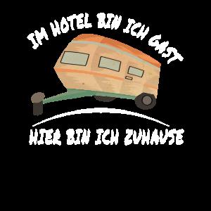 Im Hotel Bin Ich Gast Hier Bin Ich Zu Hause