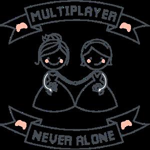Multiplayer Hochzeit