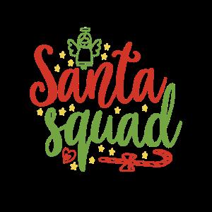 Santa Squad - Weihnachten
