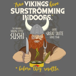 Indoors | Surströmming T-Shirts