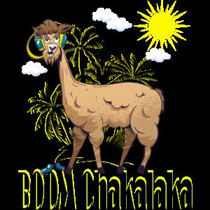 Lustiges Alpaka Boom Chakalaka schöne Geschenkidee