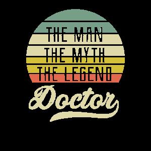 The Man The Myth The Legend Doktortitel Doktoren