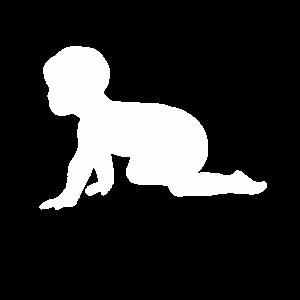 Kleinkind süßes Neugeborenes süße Babys Schwanger