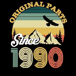 30. Geburtstag 30er Since 1990 seit Geschenk