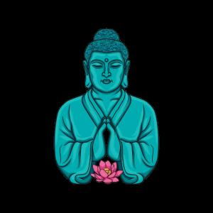 Buddha Lotus Erleuchtung Lotusblüte Spiritualität