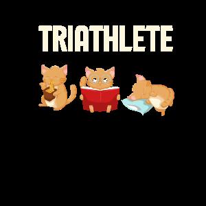 Lustiges Buch Triathlet Literatur Triathlete
