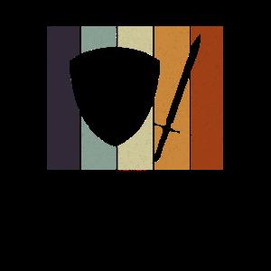 Pen and Paper Schild und Schwert RPG Spieler