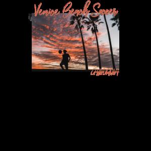 Palmen Beach California Venice Sunset Men Girl Kid