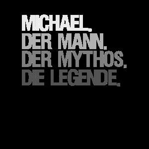 Michael der Mann der Mythos die Legende Geschenk