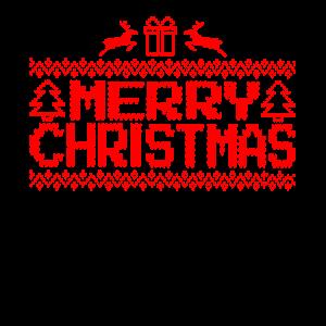 Merry Christmas Weinachten Geschenkidee