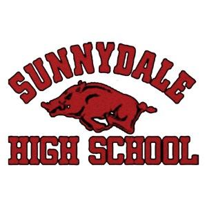 Sunnydale High School logo merch