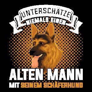 Deutscher Schäferhund Tierliebhaber