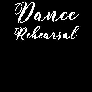 Hochzeit Word Art Tanzprobe