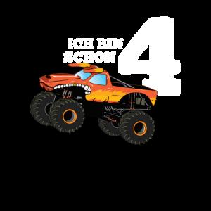 cooler Monstertruck - Ich bin schon 4