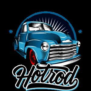 Vintage Custom Hotrod