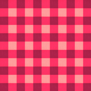 Pink Buffalo Check Pattern