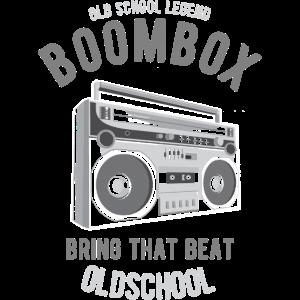 Boombox Ghettoblaster