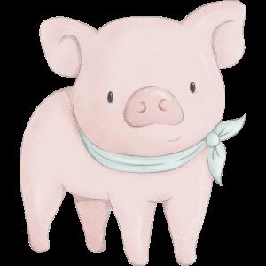 Baby Schwein