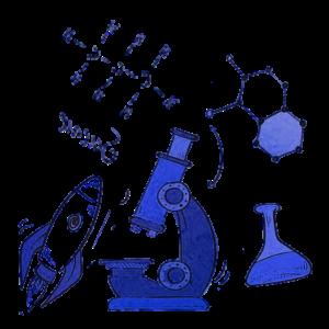 Wissenschaft Zeichnung