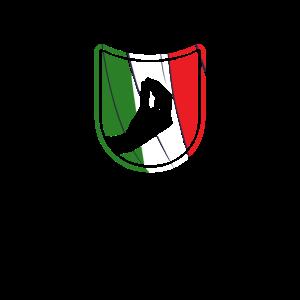 Capisci Italien Handgeste Italienisch Flagge Funny