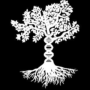 Baumgeschenk, DNA-Design, Genetik-Designprodukt