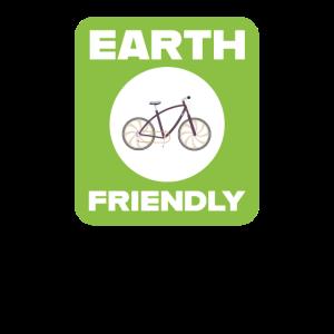 Fahrrad Mountainbike Naturschutz Geschenk Idee