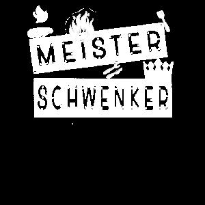 Meister Schwenker Saarland Witzig Geschenk