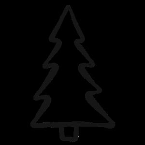 Frohe Weihnachten X-Mas Weihnachtsbaum Geschenk
