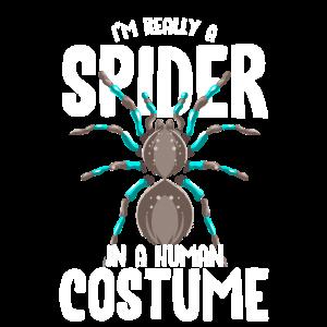 Spinne Halloween Arachnid Geschenk