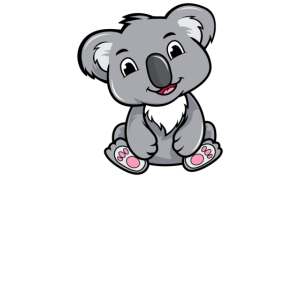 Karikatur-Koala-Illustration