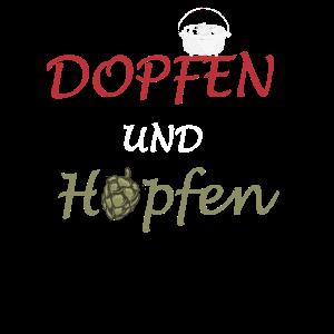 Dutch Oven Dopfen Hopfen