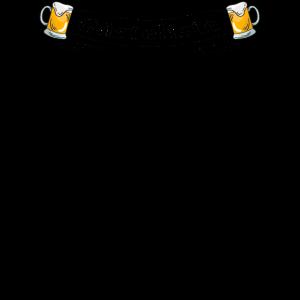 18. Geburtstag Bier Gästeliste Party Geschenk