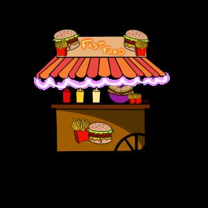 Fast-Food-Food-Truck