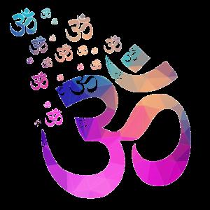 Yoga Art Yogi-OM Passion Dispersions-Effekt