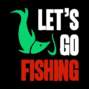 Lass uns Fischen gehen