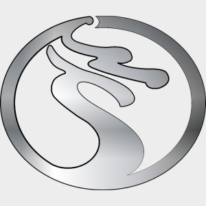 LOGO DRAGON PLATA