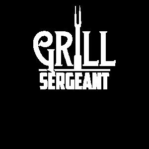 Grill Sergeant Grillmeister Veteran Vet Grill