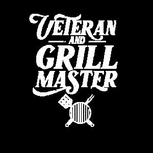 Veteran und Grill Meister Grillmeister Vet Grill