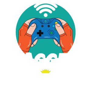 Lagger King - Gaming Gamer Player Spieler Nerd
