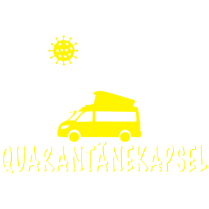 Quarantänekapsel Campervan, Camper, Wohnmobil