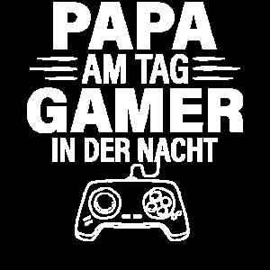 Papa und Gamer