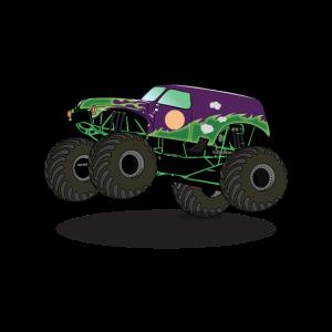 cooler Monstertruck