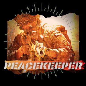 Soldat als Peacekeeper