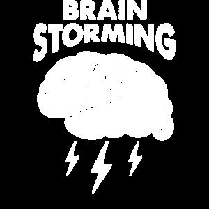 Brain Power Brain Storming Brainstorming