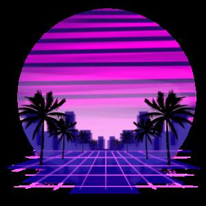 Miami Retro - Retrowave - Synthwave