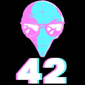 Alien 42 Wissenschaft